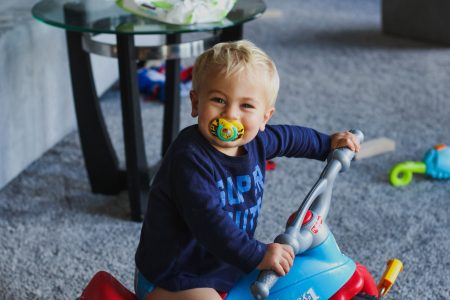 About Pacifier Use and Dental Health